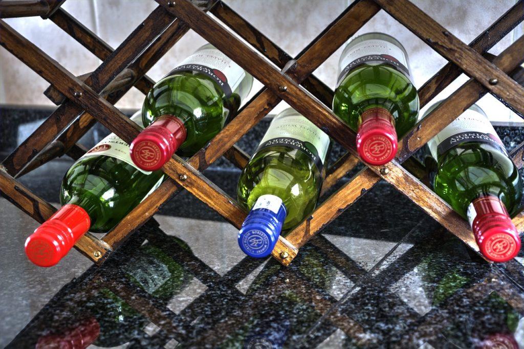 casier bouteilles